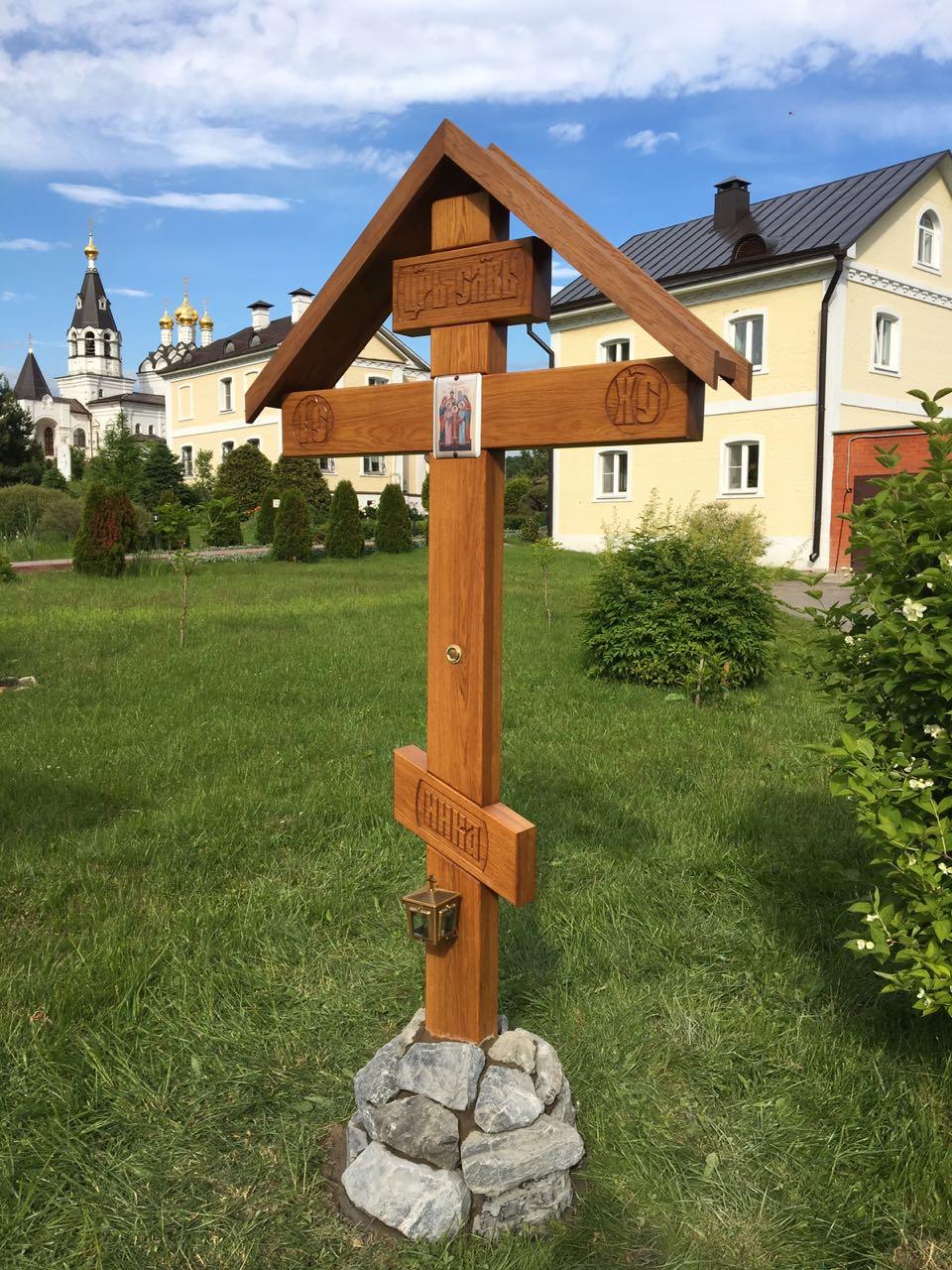 Поклонные кресты в картинках